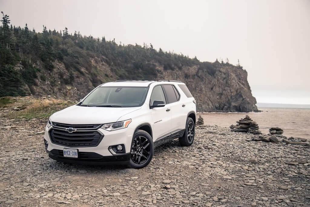 2021 Chevy Traverse Price And Release Date Postmonroe