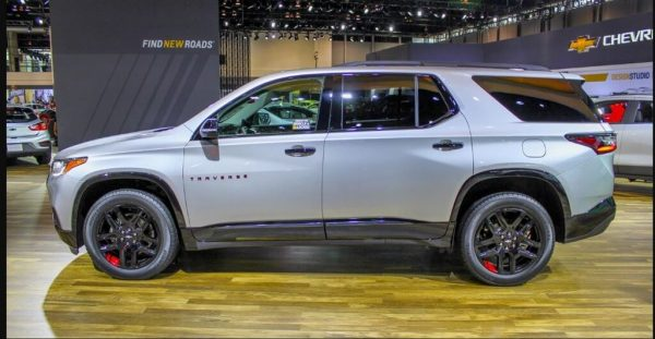 2021 Chevy Traverse Pricing, Ratings & Reviews