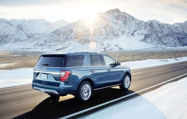 2021 Ford Expedition Engine Performance