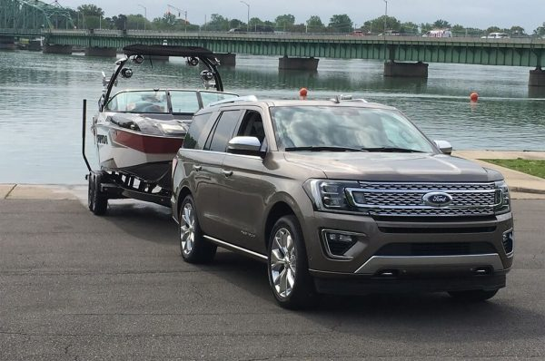 2021 Ford Expedition Fuel Economy Ratings