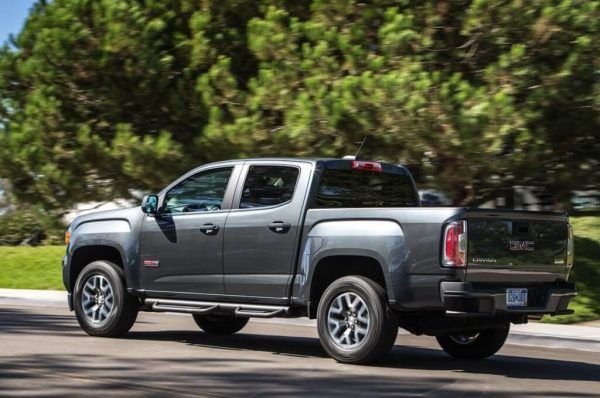 2021 GMC Canyon First Look interior and Exterior