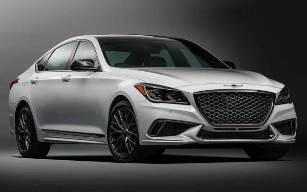 2021 Hyundai Genesis Coupe Overview