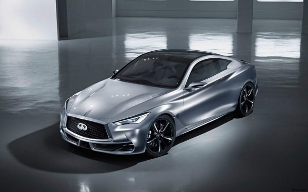 2021 Infiniti Q60 Build and Price