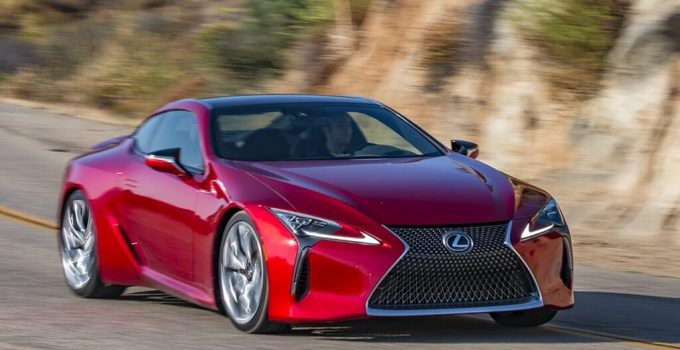 2021 Lexus LC 500 For Sale in my area