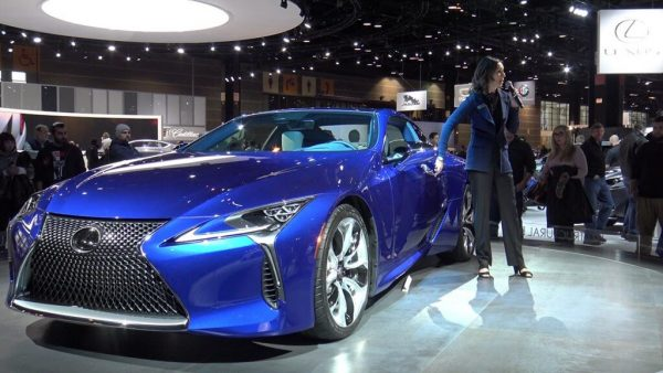 2021 Lexus LC 500 for sale by owner