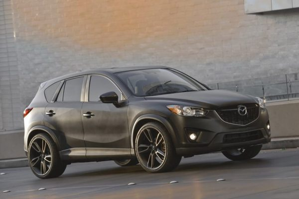2021 Mazda CX 7 In-Depth Model Review