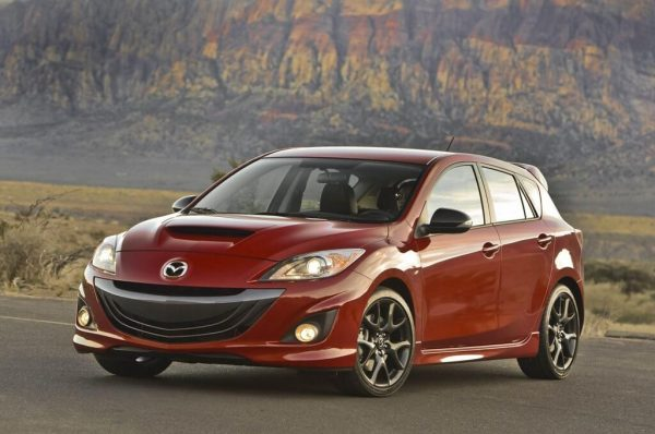 2021 Mazdaspeed 3 has already been presented to the world