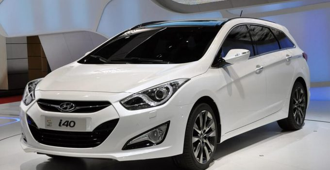 Hyundai i40 2021 Facelift Revealed