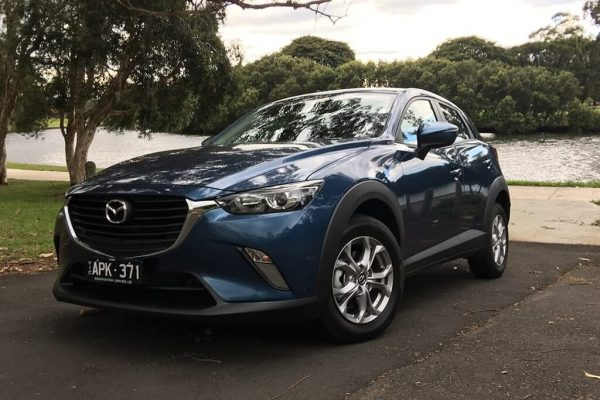 Mazda CX 3 2021 more safety features