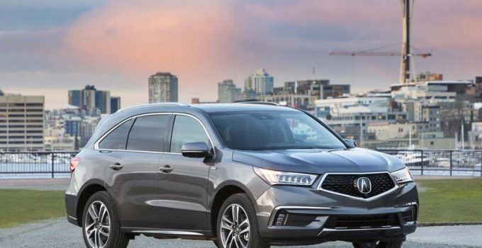 2021 Acura MDX Type S Release Date