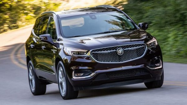 2021 buick enclave release date  colors  changes