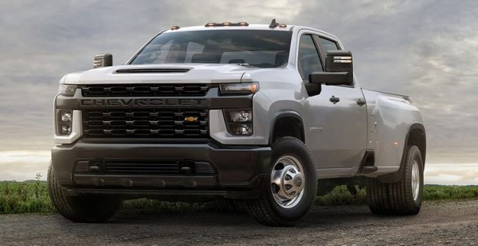 2021 Chevy 2500 HD Changes & Preview