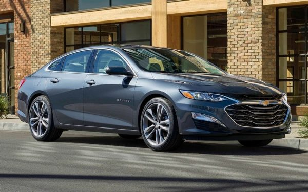 2021 Chevy Malibu SS Redesign & Spy Shots