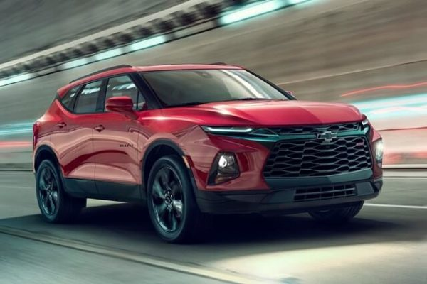2021 Chevy Trailblazer First Look interior and Exterior
