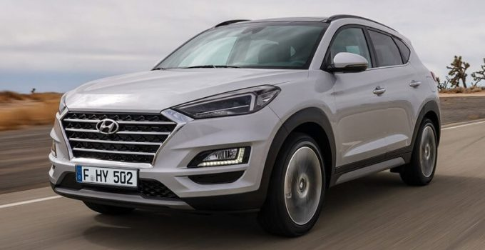 2021 Hyundai Tucson Redesign Colors & Pictures