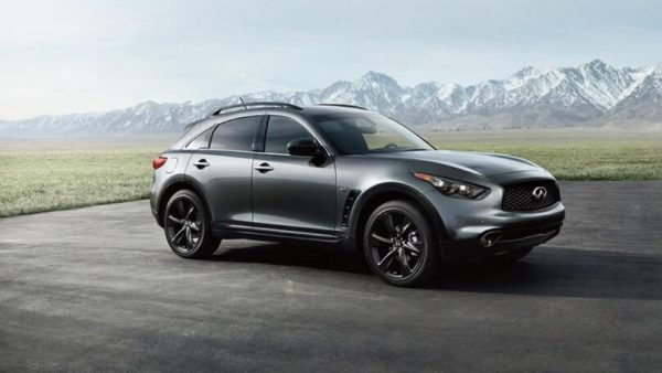 2021 Infiniti QX70 Price & Redesign
