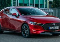 2021 Mazda 3 Hatchback Spy Photos