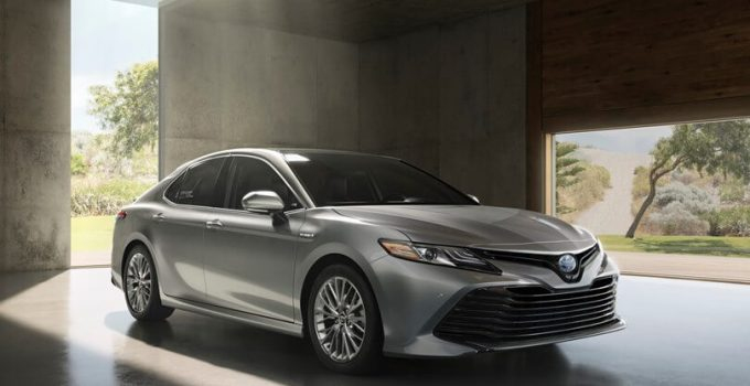 2021 Toyota Camry TRD Sport Release Date