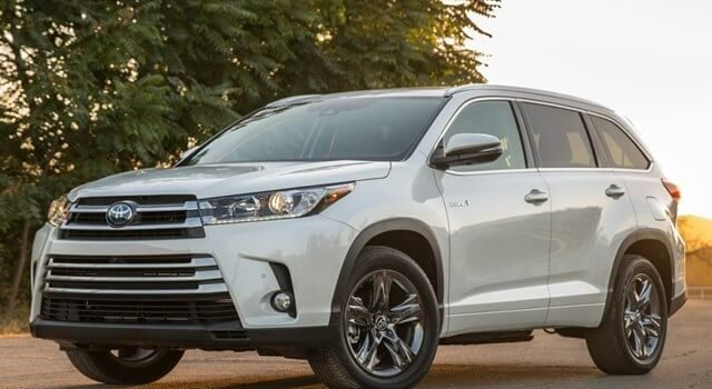 2021 Toyota Highlander For Sale in my area