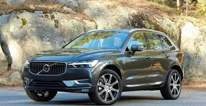 2021 Volvo XC60 updated with new looks