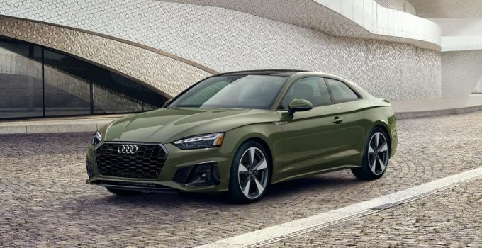 2021 Audi A5 Coupe Facelft