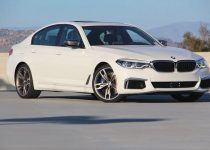 2021 BMW 5 Series LCI Facelift Changes