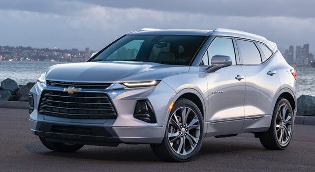 2021 Chevy Equinox RS Premiere Colors