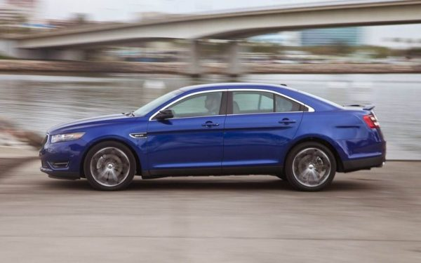 2021 Ford Taurus Sho will be slightly improved from its previous model