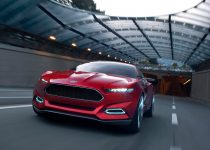 2021 Ford Thunderbird Convertible Concept Spied