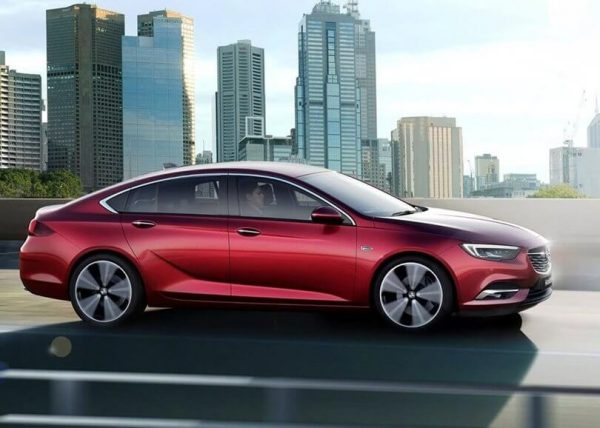 2021 Holden Commodore Launches With Turbo Engine