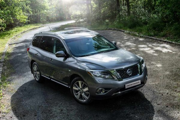 2021 Nissan Pathfinder Model Preview