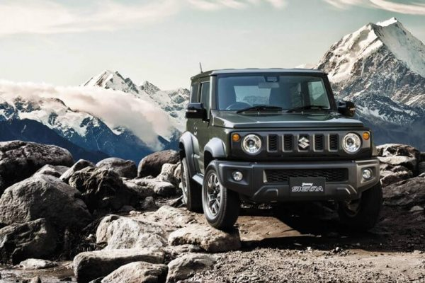 Suzuk Jimny 2021 Expert Reviews, Specs and Photos