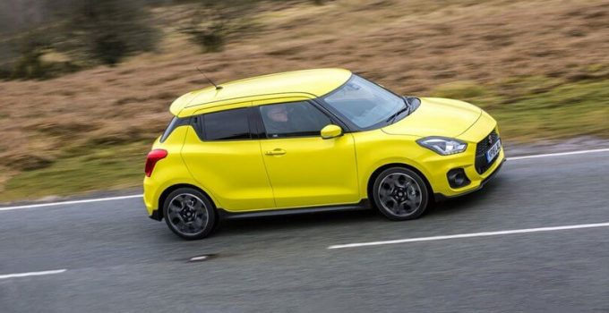Suzuki Swift 2021 has already been presented to the world