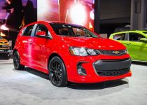2021 Chevy Sonic RS Spy Shots
