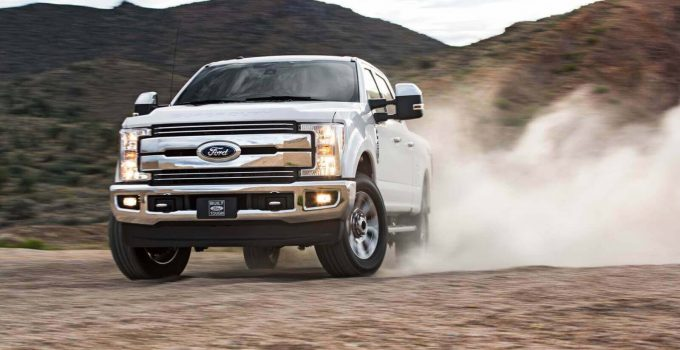 2021 Ford F250 Diesel Latest News