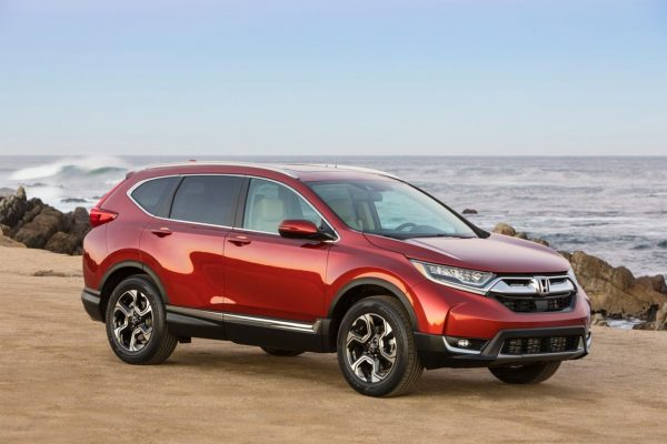 2021 Honda CRV Consumer Reviews