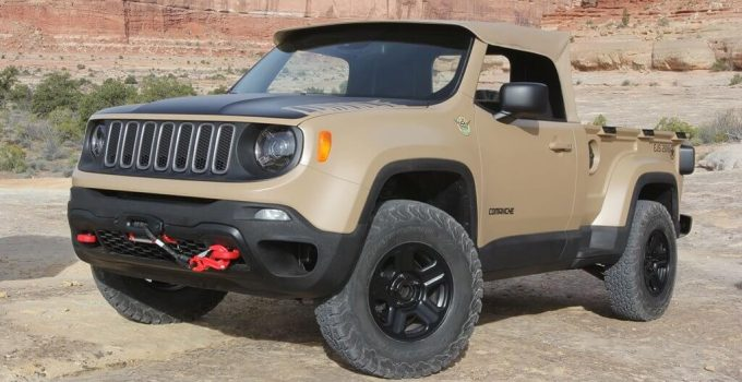 2021 Jeep Comanche in Oklahoma City OK