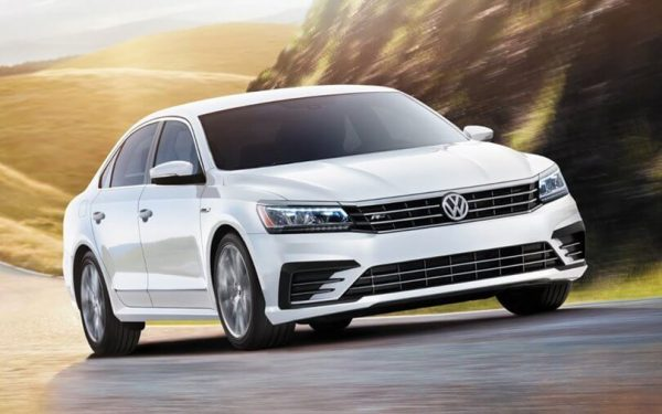 2021 VW Passat features, trim levels, and available options