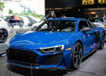 2022 Audi R8 GT Top Speed
