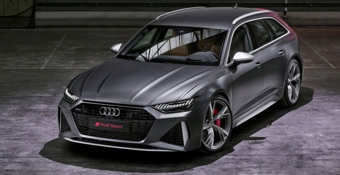 2022 Audi RS6 Sport Hatchback
