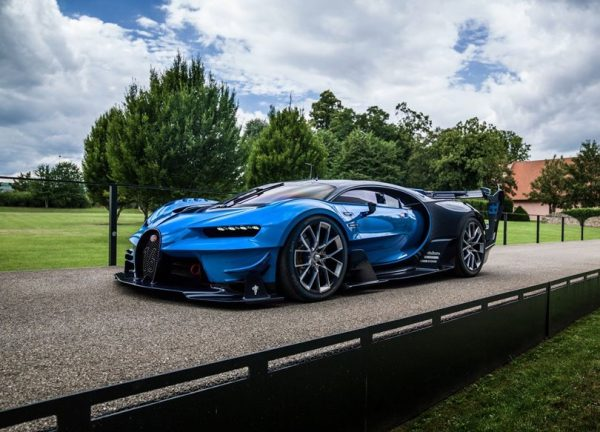 2022 Bugatti Chiron Spy Photos