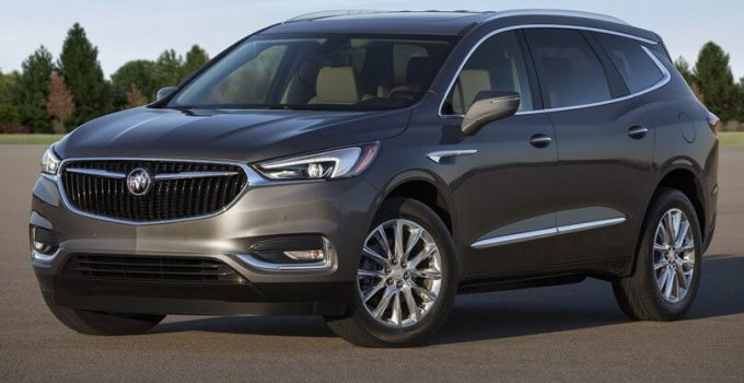 2022 Buick Enclave Avenir First Look