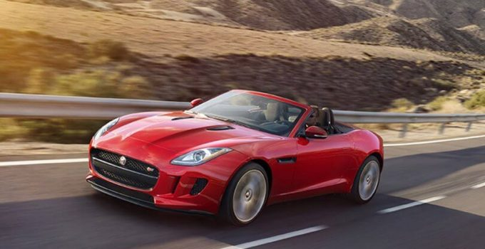 2022 Jaguar F Type Top Speed