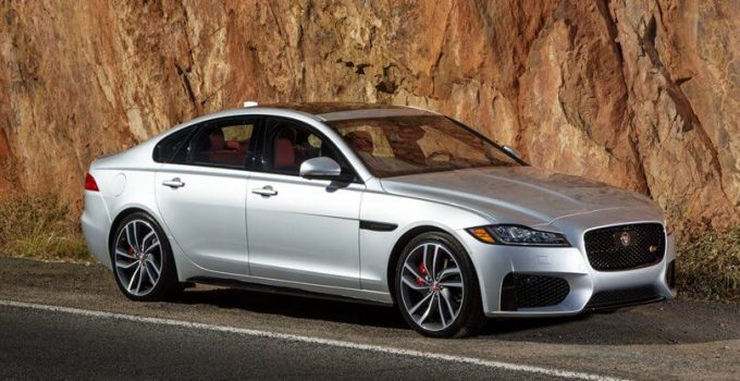 2022 Jaguar XF Facelift New Models