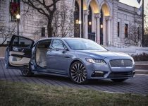 2022 Lincoln Continental Spy Shots