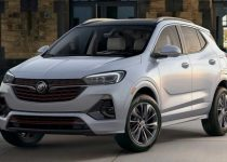 2022 Buick Encore Spy Photos