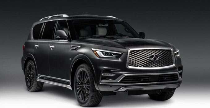 2022 Infiniti QX80 Luxury SUV
