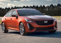 2022 Cadillac CTS V Debut Redesign