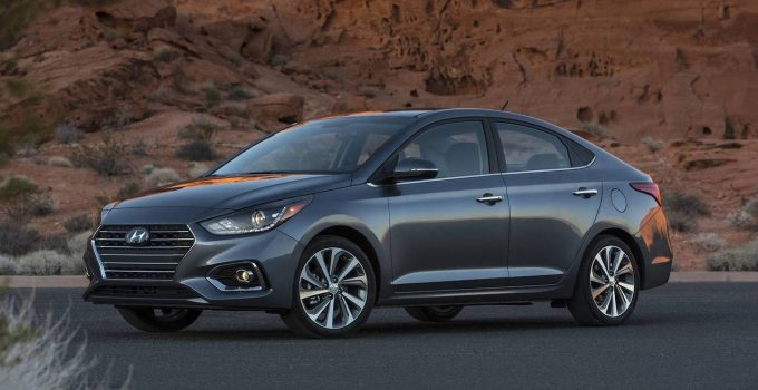 2022 Hyundai Accent Preview, Pricing, Release Date