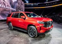 2022 Chevy Tahoe Z71 Redesign Pictures